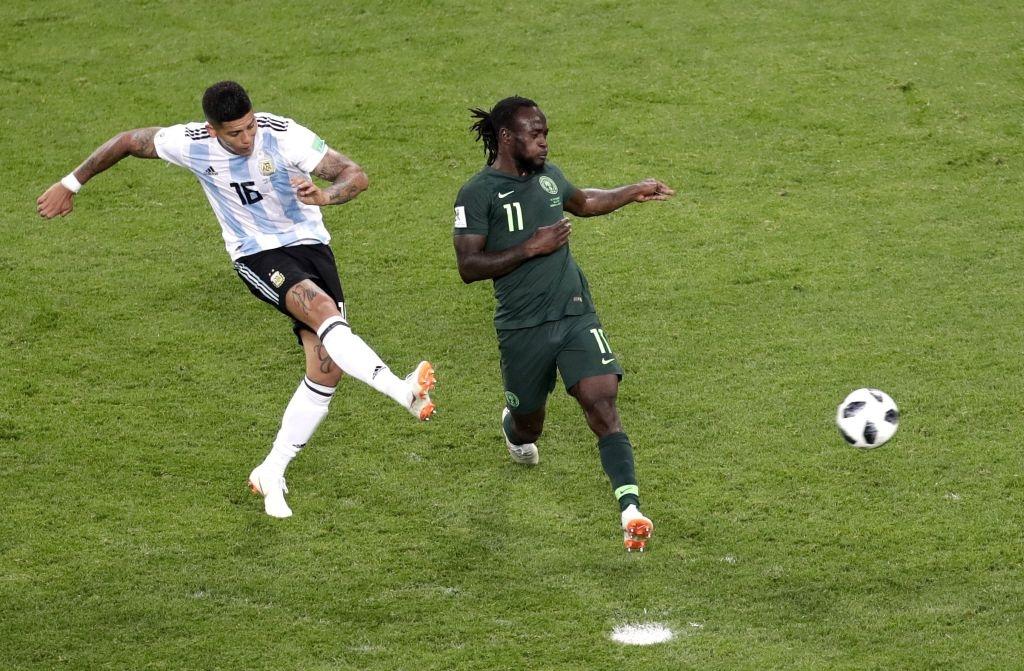 nigériai mérkőzés