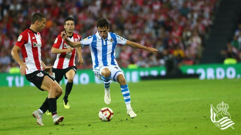La Liga, Athletic Bilbao - Real Sociedad