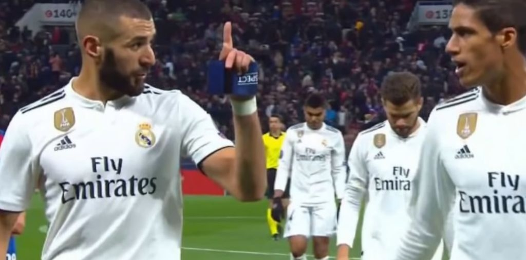 Real Madrid, Benzema, Varane