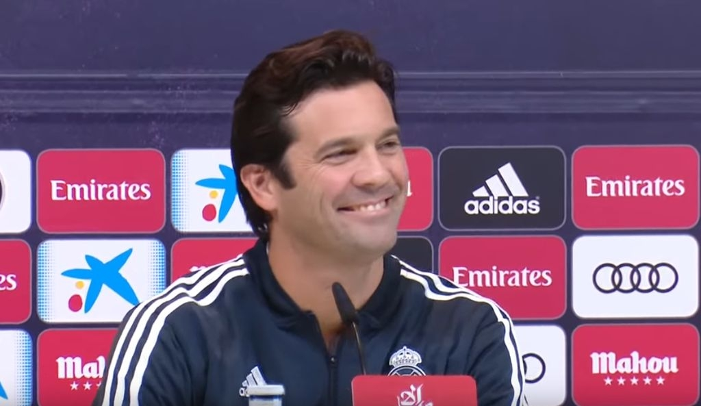 Real Madrid, Santiago Solari